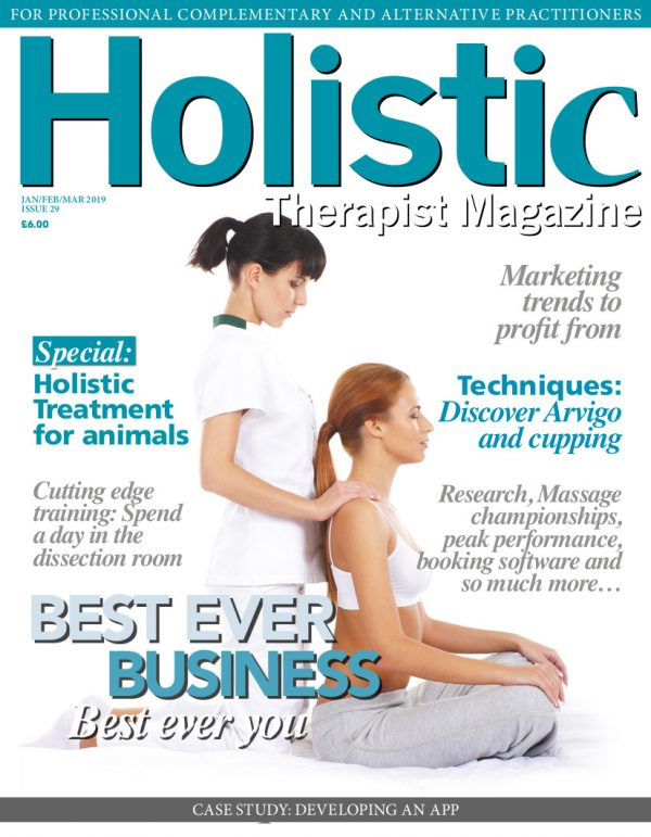 Holistic Therapist Magazine – Issue 29